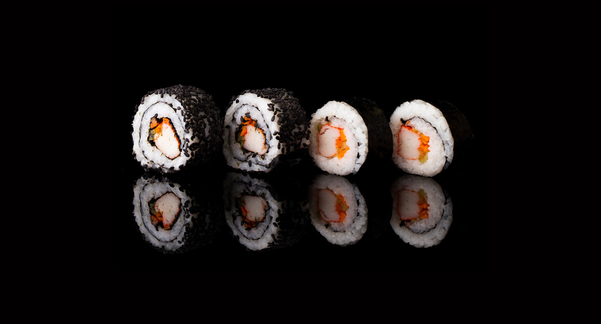 WE ARE THE BEST MASTERLESS SUSHI WARRIORS WITH THE HONOR OF SAMURAIS